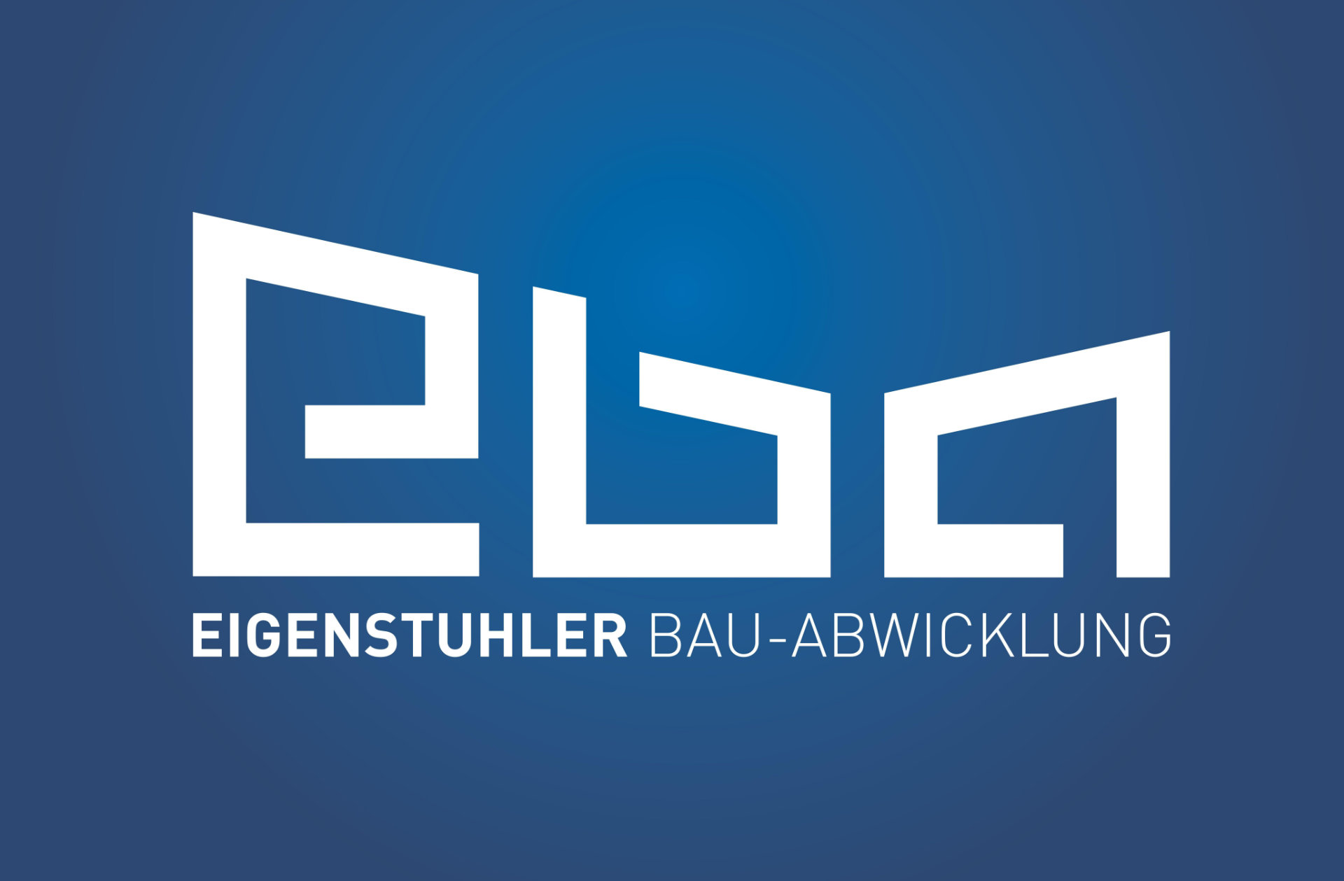 Eigenstuhler Bau Logo